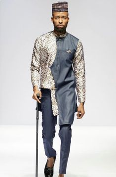 Kojo Boadi Ghana African Attire For Men, African Men Fashion, Mens Fashion, Nigerian Men, Ghana, Menswear, How To Wear, Jackets, Shirts
