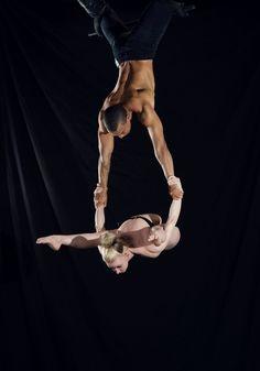 Duo Trapeze, Aerial, Circus