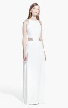 20 Stunning White Bridesmaid Dresses | weddingsonline