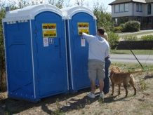 Hire toilets. Portaloo's.  Call Genie Parties on 07831 404040 for further details.  For all your party and event requirements.  http://www.genieparties.co.uk