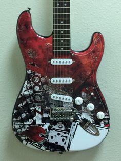 Custom promotional guitars by Brand O' Guitar Company