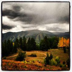 Fall is certainly beautiful here at Winter Park Resort, Park Resorts, Mountains, Fall, Nature, Travel, Beautiful, Autumn, Naturaleza