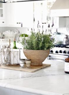 we love the trend of vintage french bread boards used in decorating come see how you can add that french farmhouse style to your interiors too - Stone Slab Kitchen Decor