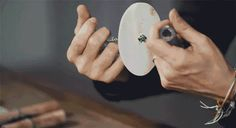 Paperfuge, an ultra-affordable, hand-powered centrifuge made of paper and string #medical