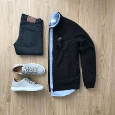 casual style outfit grid for men Fashion Mode, Fashion Outfits, Mens Fashion, Fashion Trends, Fashion Menswear, Fashion Addict, Style Fashion, Fashion Tips, Mode Man