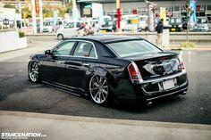 Nice stanced VIP Chrysler 300C! http://www.carid.com/fog-lights.html