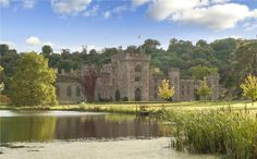 Magnificent Grade I Listed Castle with stunning state rooms and spectacular gardens with huge income potential. In addition are 2 farmhouses, 6 cottages, traditional buildings, pasture, arable and woodland. Excellent shoot and fishing.