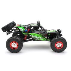 87.99$  Buy now - http://aliayy.worldwells.pw/go.php?t=32623841143 - Feiyue FY03 Eagle-3 1/12 2.4G 4WD Desert Off-Road  RC Car Best Gift For Children Boy Toys 87.99$