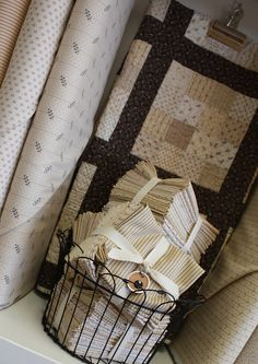 Temecula Quilt Co. Simple and beautiful!