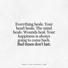 Inspirational quotes : your heart heals note to self: don't date or anything else until you get ove… Getting Over Someone, Getting Over Her, Letting Go Of Someone You Love, The Words, Change Quotes, Quotes To Live By, Note To Self Quotes, Time With Family Quotes, Enjoy Your Life Quotes