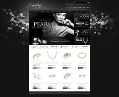 Template 41882 - Jewelry Store osCommerce Template
