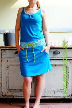 ♥Zornbinkerl♥: Sommerkleidchen