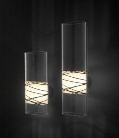 Oluce Line wall light composite version Francesco Rota
