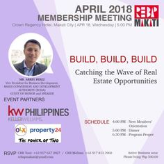 Attention: Makati Chapter CRBs Inviting you all on our April Membership Meeting this coming April Wednesday, PM at Crown Regency Hotel, Makati City (See post… Regency Hotel, Makati City, Presidents, Author, Invitations, Writers, Save The Date Invitations, Shower Invitation, Invitation
