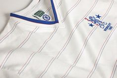 Chelsea 1986 Retro Shirt /// http://blog.kitbag.com/the-lost-european-years-chelsea-and-the-full-members-cup/