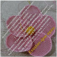 This Pin was discovered by SİB Needle Tatting, Needle Lace, Facebook, Knots, Diy And Crafts, Elsa, Crochet Hats, Instagram Posts, Pattern