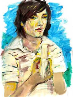 bananaboy Illustrations, Painting, Art, Art Background, Illustration, Painting Art, Kunst, Paintings, Performing Arts