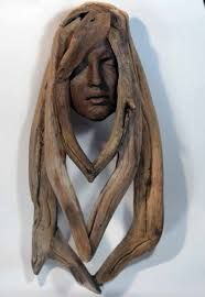 Image result for driftwood sculpture