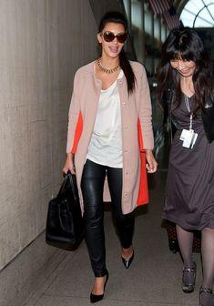 Kim+Kardashian+Outerwear+Swing+Jacket+xTLT7KKzD8El