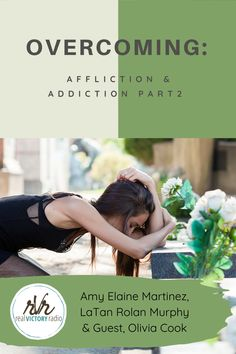 Overcoming Affliction with Olivia EP 112 RVR • Amy Elaine