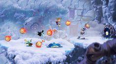 Rayman Origins Preview - Gaming Nexus