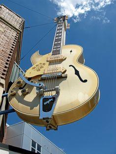 La Guitarra de Sun Records