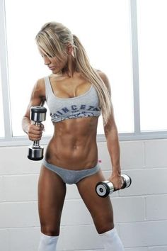 BODY BUILDING FOR WOMEN, YES OR NO? - If you think bodybuilding will make you masculine like men, the answer is..