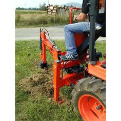 Moris Series 3 Backhoe - Approved Hydraulics Ltd Series 3, Lawn Mower, Agriculture, Tractors, Outdoor Power Equipment, Lawn Edger, Grass Cutter, Garden Tools