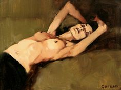 everyday_i_show: paintings by Michael Carson