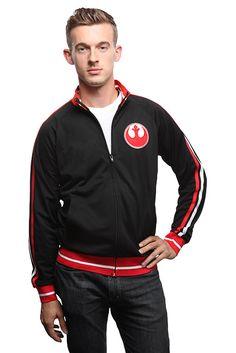 Star Wars Rebel Logo Track Jacket