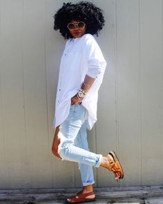 Fashion casual look for black girls. Check out store to find out your fav. Fashion casual look for black girls. Check out store to find out your fav. Fashion Mode, Look Fashion, Autumn Fashion, Fashion Outfits, Womens Fashion, Fashion Advice, Fashion Brands, Looks Style, Casual Looks