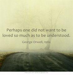 George Orwell, 1984