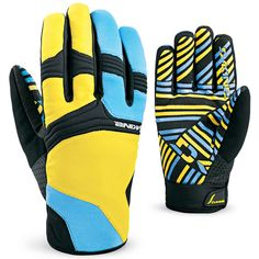 Warm hands are happy hands. Yellow Gloves, Viper, Snowboard, Warm, Hands, Accessories, Fashion, Moda, Pit Viper