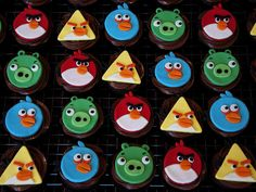 Angry Cupcakes