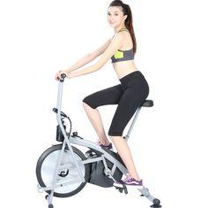 Xe đạp thể dục giúp bạn giảm cân và đốt cháy mỡ thừa.