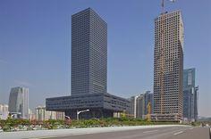 OMA- Shenzhen Stock Exchange HQ