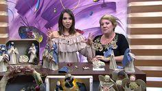 Mulher.com - 21/10/2015 - Presépio de juta - Del Carmem PT2