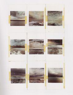 "miss-catastrofes-naturales: "" Gerhard Richter Atlas "" Gerhard Richter, Landscape Photography, Art Photography, Image Mode, Photo Images, Art Plastique, Oeuvre D'art, Painting & Drawing, Contemporary Art"
