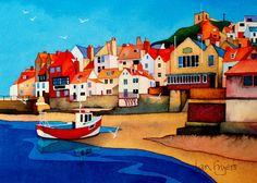 Whitby by Ian Fryers from ianfryers.co.uk