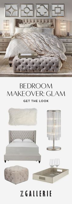 Creative And Inexpensive Cool Tips: Minimalist Living Room Design Colour Schemes minimalist bedroom design pictures.Minimalist Home Kitchen Window minimalist bedroom furniture night stands. Master Bedroom Design, Home Decor Bedroom, Living Room Decor, Bedroom Ideas, Bedroom Inspiration, Bedroom Furniture, Furniture Ideas, Glam Master Bedroom, Chic Apartment Decor