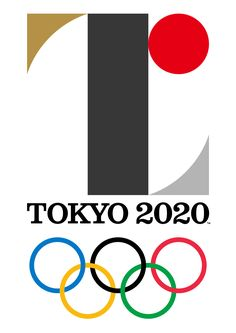 "The logos for both the 2020 Summer Olympics and Paralympics was unveiled earlier today at a press event in the host city of Tokyo, Japan. The Olympic mark features a large black ""T"" (not only for ""Tokyo"", but also ""Tomorrow"", […] Logos, Typography Logo, Graphic Design Typography, Logo Branding, Logo Design, Lettering, 2020 Summer Olympics, Tokyo Olympics, Japan Design"