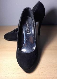 Kup mój przedmiot na #vintedpl http://www.vinted.pl/damskie-obuwie/na-wysokim-obcasie/18156992-klasyczne-czarne-szpileczki