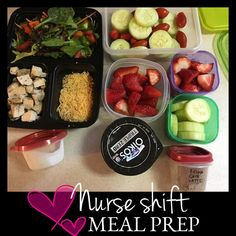 12 hour nurse shift about to go down! Bring it. Healthy Meal Prep, Healthy Snacks, Healthy Recipes, 21 Day Fix Breakfast, 12 Hour Shifts, Night Shift Nurse, Eating Schedule, Bariatric Eating, Work Meals