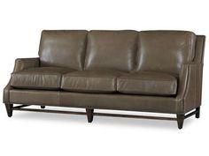 Bradington Young LEV 561 95 Tufted Sofa 84 W X 39 D