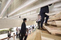 Video: Ascend the Ziggurat in the Nordic Pavilion at the 2016 Venice Biennale
