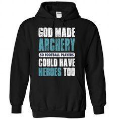 God made Archery - 1115 #teeshirt #Tshirt