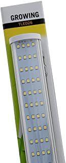 Pflanzenlampe Pflanzenleuchte Wachstum Secret Jardin TLED Growing (26W) - 58.98 - 4.0 von 5 Sternen - Top 100 Lampen für Pflanzen - Pflanzen Lampe - Kräuter im Herbst in Wohnung Stars, Autumn