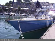 Contessa 32 (1976) just listed for sale, new standing rigging, sails 2007, Volvo 2003 engine (1992), just GB£19,995 now SOLD