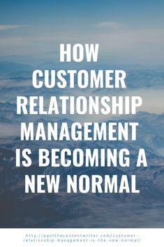 Customer Relationship Management is an integral part of business success. Learn how to use Customer Relationship Management to grow your business and achieve your business objectives. Relationship Manager, Customer Relationship Management, Customer Service Quotes Funny, Marketing Tools, Digital Marketing, The New Normal, Business Management, Growing Your Business, Small Businesses