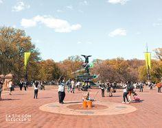 Guia de Central Park bethesda fountain